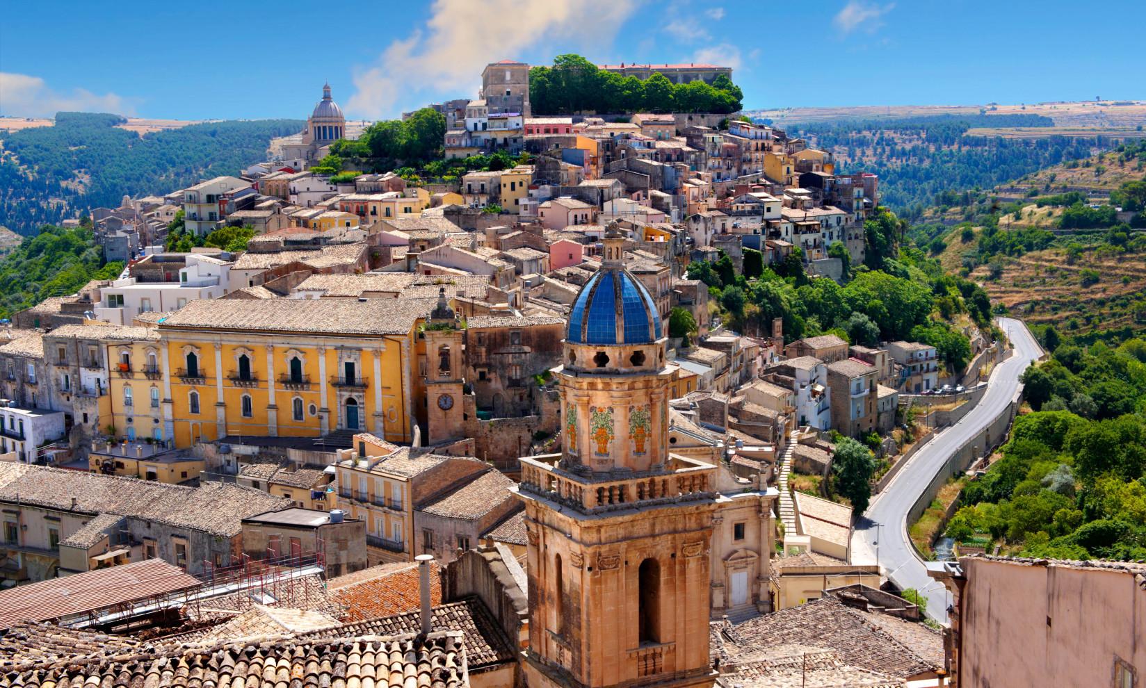 Сицилия достопримечательности фото и описание